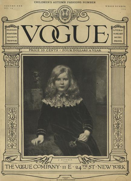 Issue: - October 3 1907 | Vogue