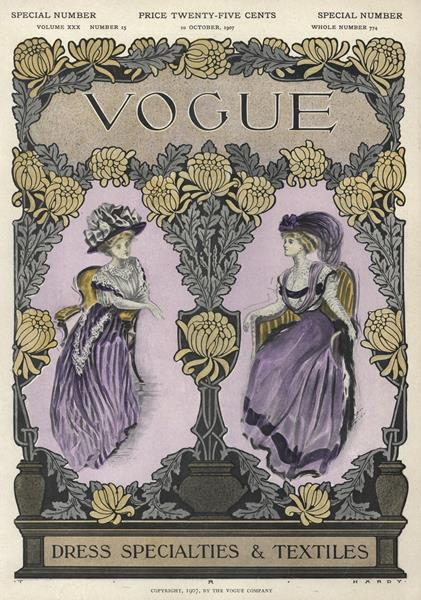 Issue: - October 10 1907 | Vogue