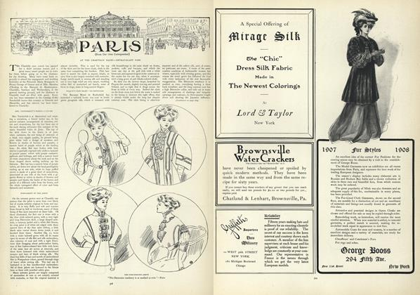 Article Preview: Paris, October 10 1907 | Vogue