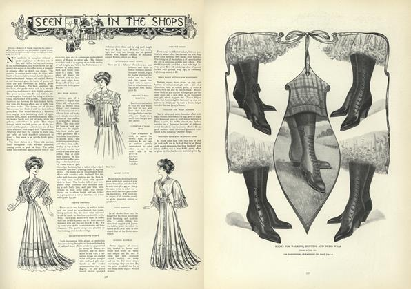 Article Preview: Seen in the Shops, October 17 1907 | Vogue