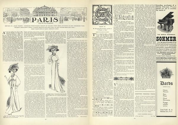 Article Preview: Paris (From Our Own Correspondent), October 17 1907 | Vogue
