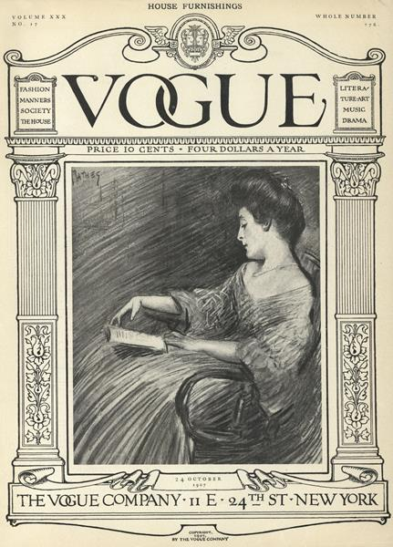 Issue: - October 24 1907 | Vogue