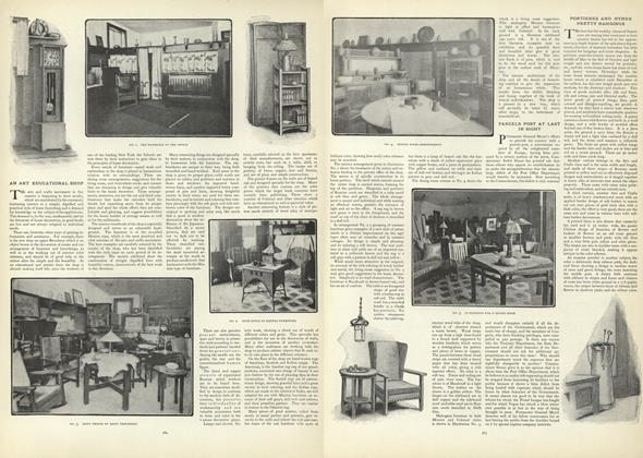 Article Preview: An Art Educational Shop, October 24 1907 | Vogue