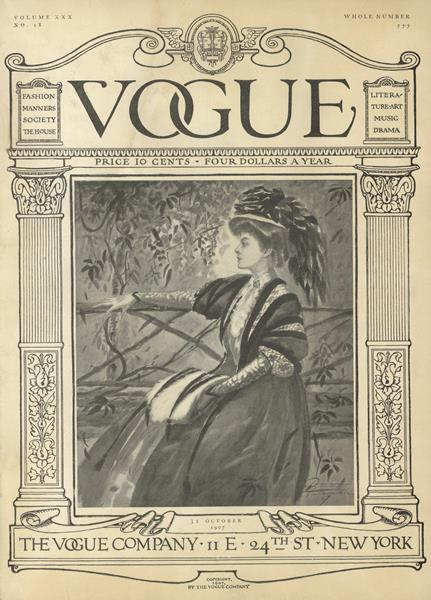 Issue: - October 31 1907 | Vogue