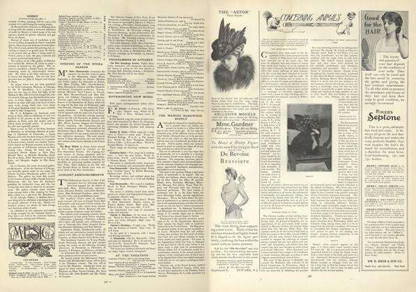 Article Preview: Music, October 31 1907 | Vogue