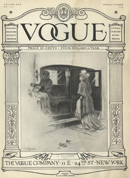 Issue: - November 14 1907 | Vogue