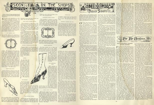 Article Preview: Paris Shops, November 14 1907 | Vogue