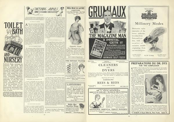 Article Preview: Concerning Animals, November 21 1907   Vogue