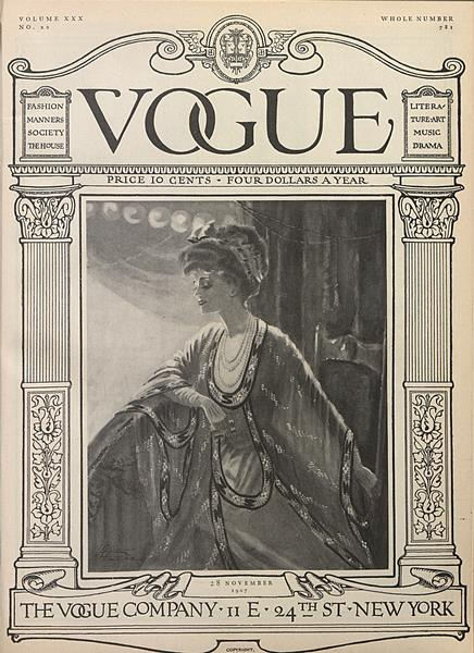 Issue: - November 28 1907 | Vogue