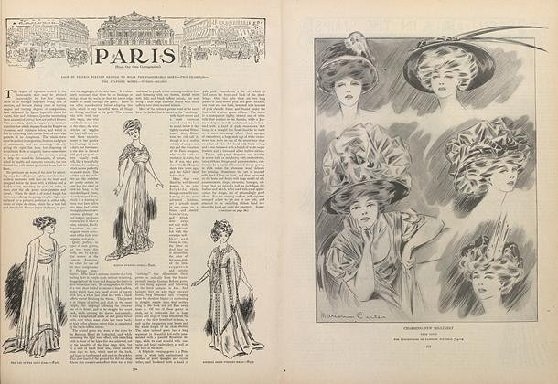 Article Preview: Paris (From Our Own Correspondent), November 28 1907 | Vogue