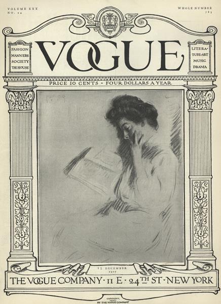 Issue: - December 12 1907 | Vogue