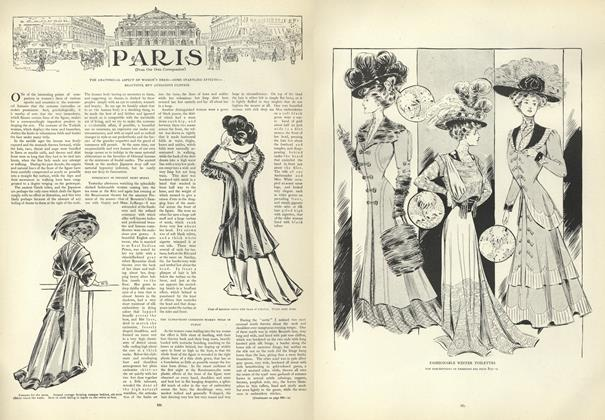 Article Preview: Paris (From Our Own Correspondent), December 12 1907 | Vogue