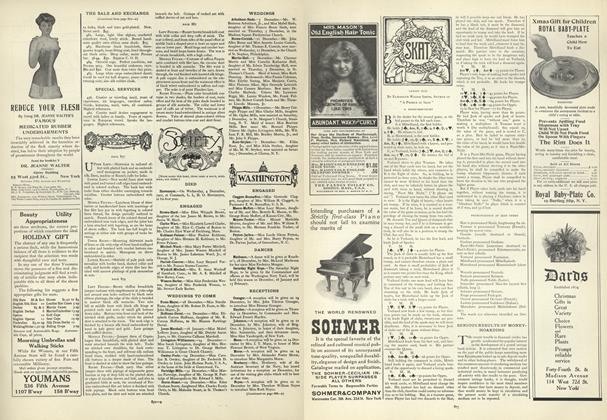 Article Preview: Skat: Lesson XVII, December 12 1907 | Vogue