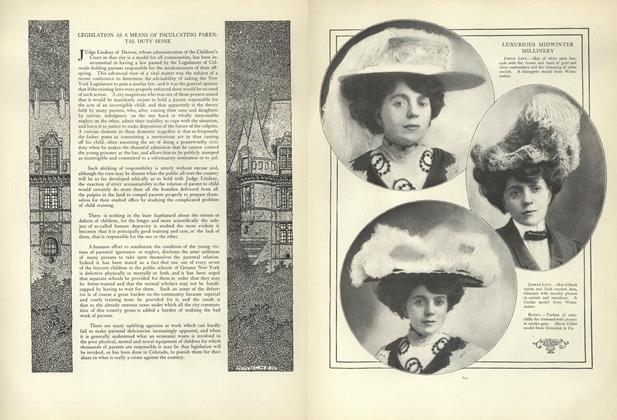 Article Preview: Legislation as a Means of Inculcating Parental Duty Sense, December 12 1907 | Vogue