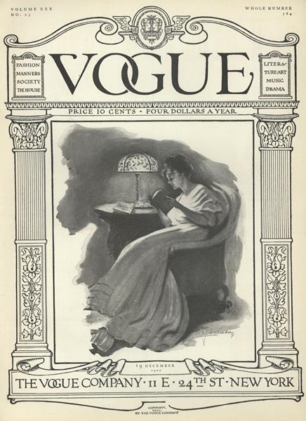 Issue: - December 19 1907 | Vogue