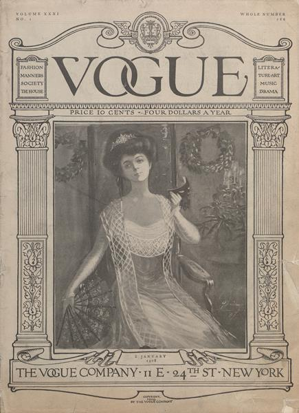 Issue: - January 2 1908 | Vogue