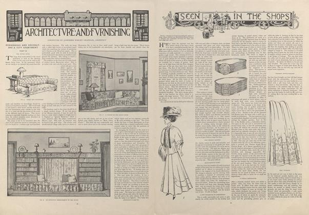 Article Preview: Seen in the Shops, January 2 1908 | Vogue