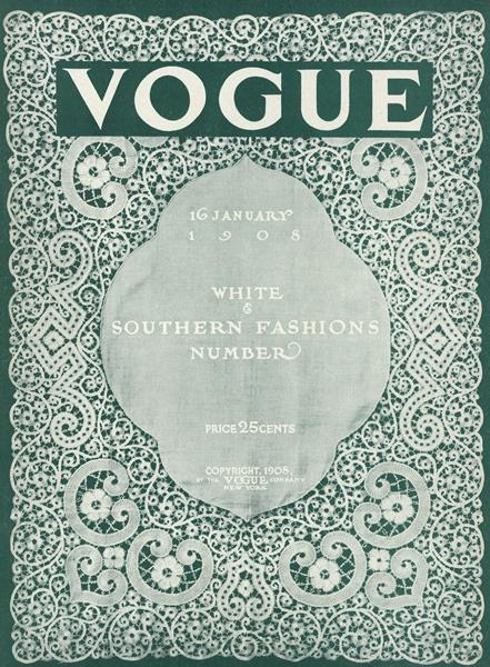 Issue: - January 16 1908 | Vogue