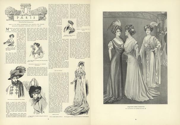 Article Preview: Paris, January 16 1908 | Vogue