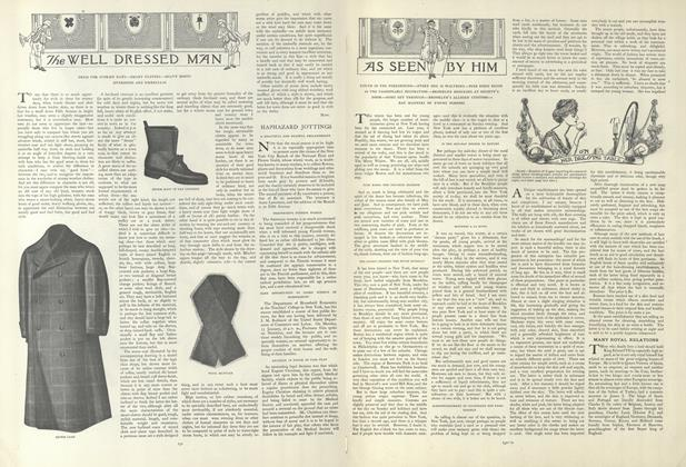 Article Preview: As Seen by Him, January 23 1908 | Vogue