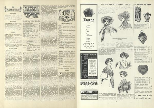 Article Preview: Music, January 23 1908 | Vogue
