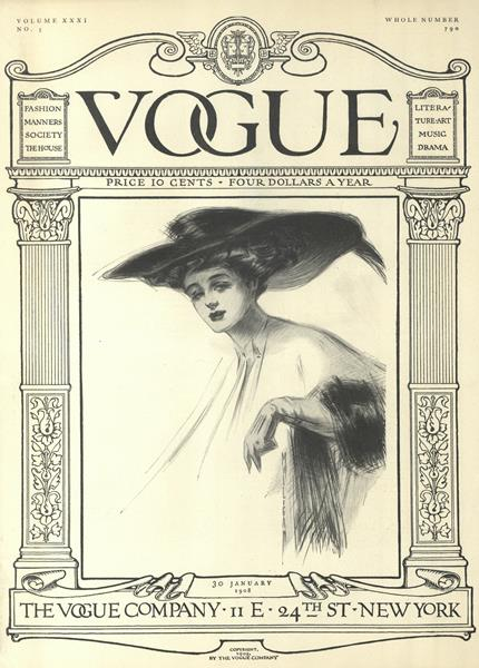 Issue: - January 30 1908 | Vogue