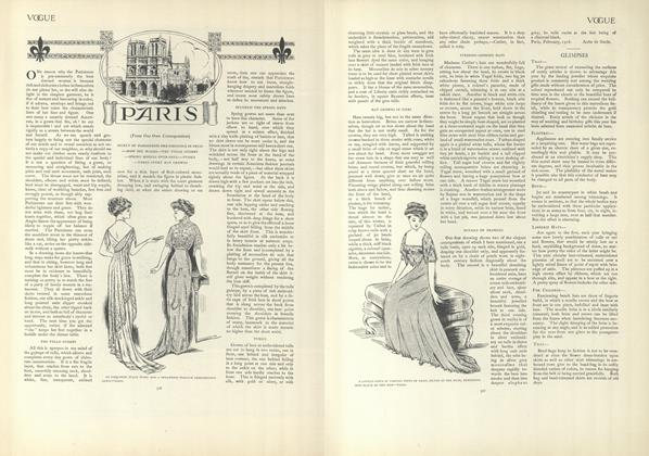 Article Preview: Paris (From Our Own Correspondent), March 5 1908 | Vogue