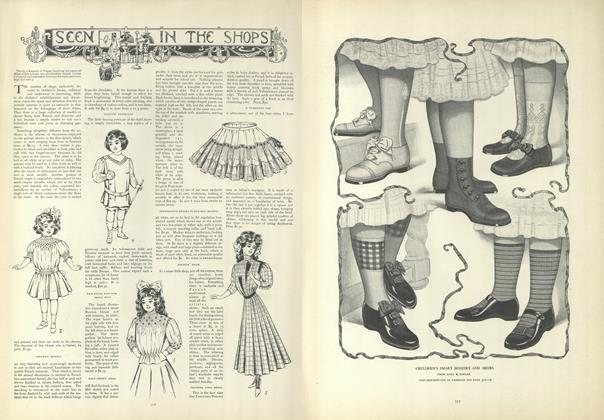 Article Preview: Seen in the Shops, March 5 1908 | Vogue