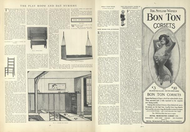 Article Preview: The Play Room and Day Nursery, March 5 1908 | Vogue