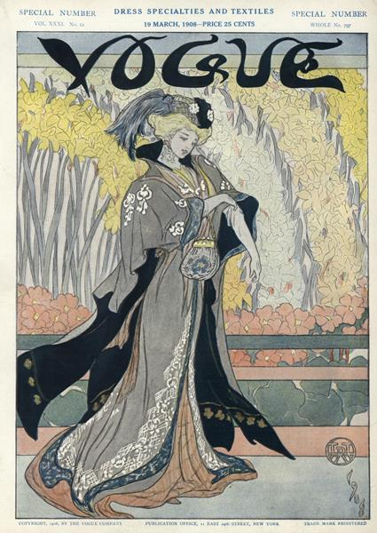 Issue: - March 19 1908 | Vogue