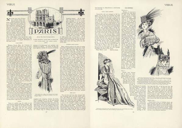 Article Preview: Paris (From Our Own Correspondent), March 19 1908 | Vogue