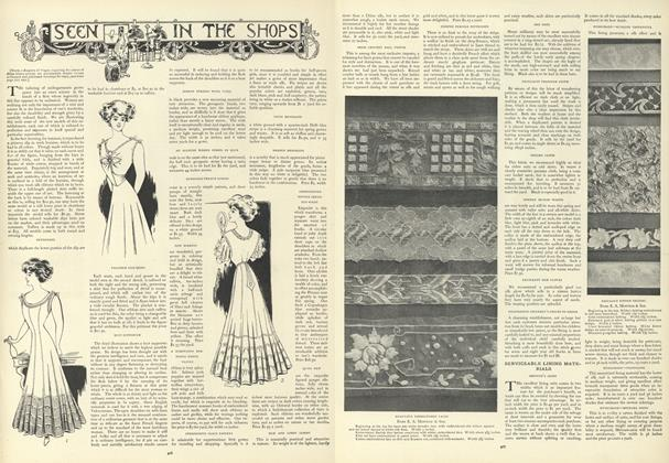 Article Preview: Seen in the Shops, March 19 1908 | Vogue