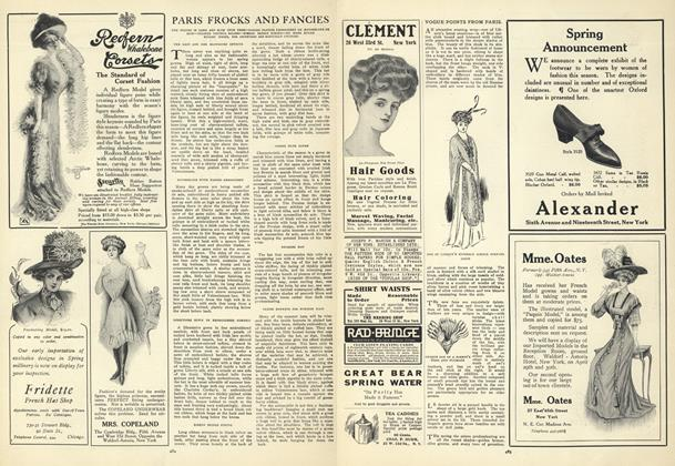 Article Preview: Paris Frocks and Fancies, April 2 1908 | Vogue
