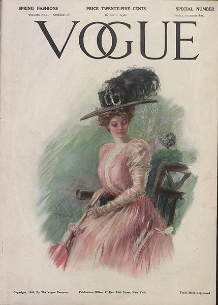 Issue: - April 16 1908 | Vogue