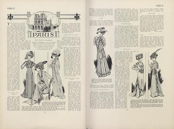 Article Preview: Paris (From Our Own Correspondent), April 16 1908 | Vogue