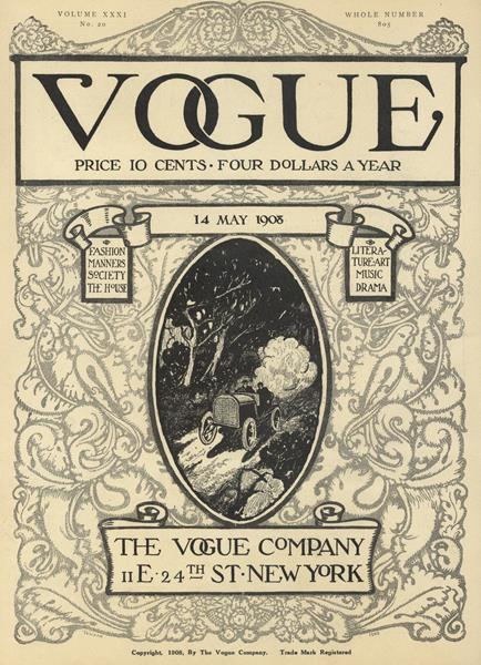 Issue: - May 14 1908 | Vogue