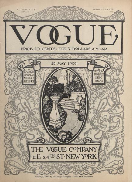 Issue: - May 28 1908 | Vogue