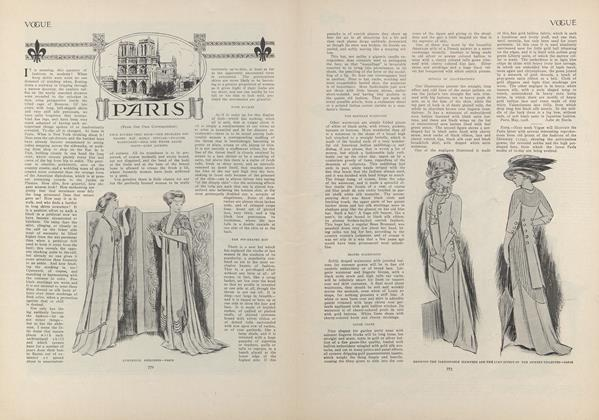 Article Preview: Paris (From Our Own Correspondent), May 28 1908 | Vogue