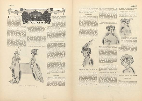 Article Preview: Paris (From Our Own Correspondent), June 11 1908 | Vogue