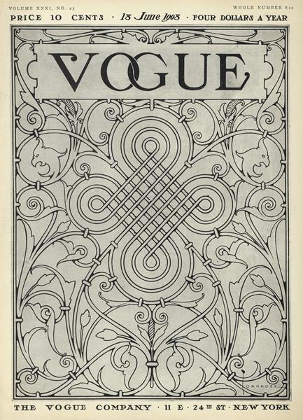 Issue: - June 18 1908 | Vogue