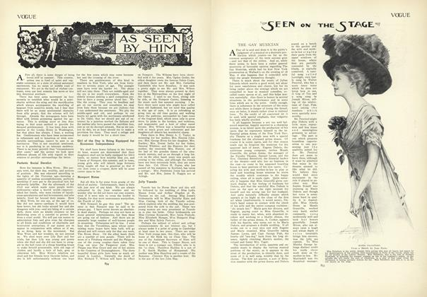 Article Preview: As Seen by Him, June 18 1908 | Vogue