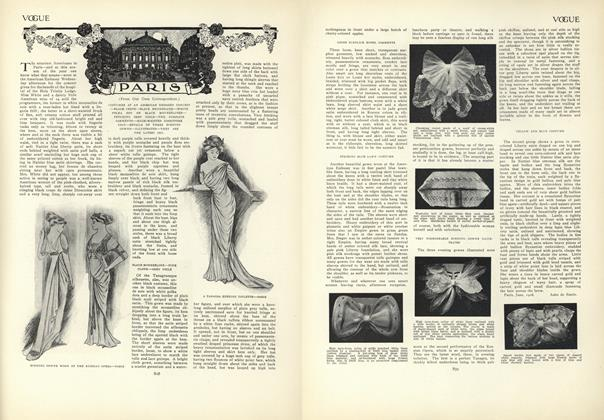 Article Preview: Paris (From Our Own Correspondent), June 18 1908 | Vogue