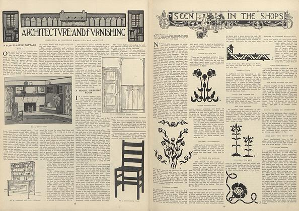 Article Preview: Seen in the Shops, July 2 1908 | Vogue