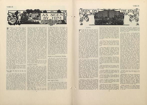 Article Preview: As Seen by Him, July 9 1908 | Vogue