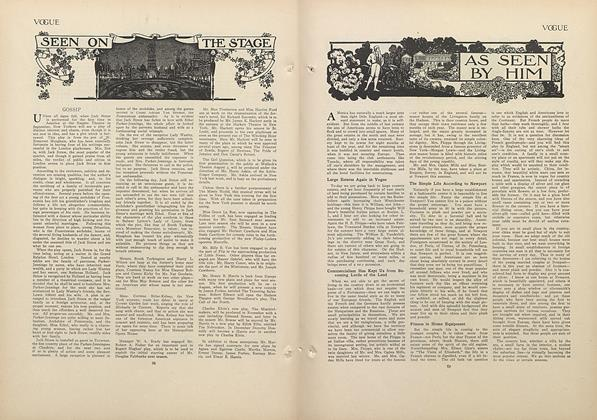 Article Preview: As Seen by Him, July 16 1908 | Vogue