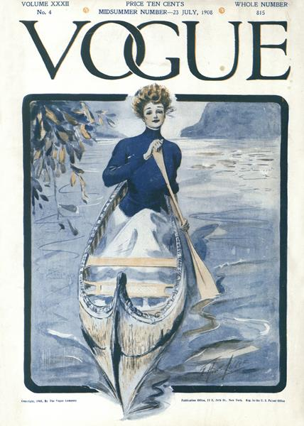 Issue: - July 23 1908 | Vogue