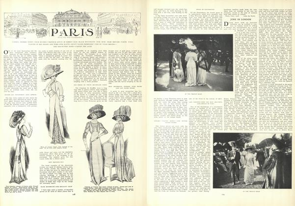 Article Preview: Paris, July 23 1908 | Vogue