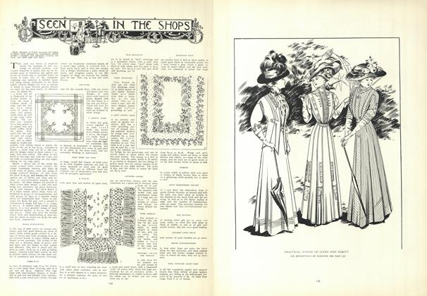 Article Preview: Seen in the Shops, July 30 1908 | Vogue