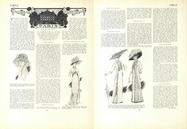 Article Preview: Paris, July 30 1908 | Vogue