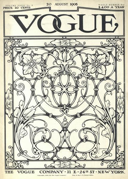 Issue: - August 20 1908 | Vogue